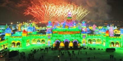 World_s-largest-ice-festival-celebrated-in-China